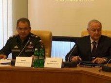 Сергей Аксёнов принял участие в заседании Национального антитеррористического комитета