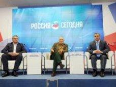 Сергей Аксёнов принял участие в открытии мультимедийного пресс-центра в Симферополе