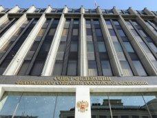 Аксёнов принимает участие в мероприятиях в рамках Дней Республики Крым в Совете Федерации