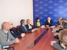 Итальянские предприниматели заинтересованы в открытии производства одежды в Крыму