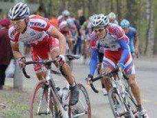 В Ялте завершился первый этап первенства России по велоспорту-шоссе среди юниоров