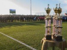 В Евпатории стартовал детско-юношеский футбольный турнир