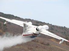 Крымские спасатели тренируются ликвидировать лесные пожары