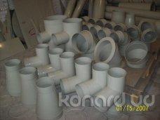 Эффективные промышленные воздуховоды от завода Конард
