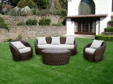 Мебель из искусственного ротанга - удобно и практично