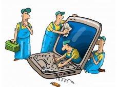 Качественный ремонт ноутбуков в компании «Компьютерная помощь»