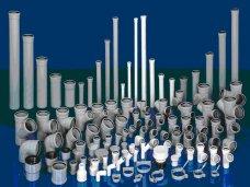 Пластиковые трубы и их монтаж