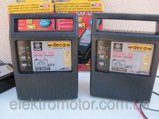 Особенности модели зарядного устройства DECA MATIC 116