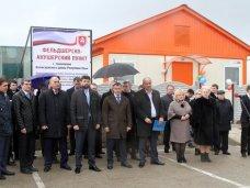 Татарстан подарил Бахчисарайскому району современный модульный ФАП