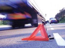 В Крыму пьяный водитель сбил на дороге детей