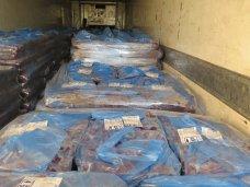 Россельхознадзор не пропустил более 12 % товаров животного происхождения с Украины в Крым в марте