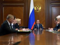 Интеграция Крыма и Севастополя в структуру Российской Федерации состоялась – Дмитрий Медведев