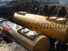 Сферы применения стальных двухстенных резервуаров от компании Petrometal
