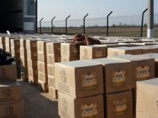 Крымские таможенники пресекли попытку ввоза в Крым крупной партии незадекларированного алкоголя