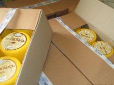В Крым не попало 19 тонн украинского сыра с сомнительными документами