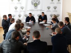 В Крыму провели семинар для поставщиков свинины
