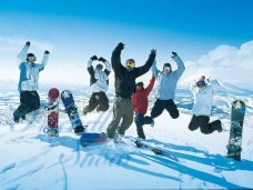 Представители сочинского горнолыжного курорта поделились с крымским минкурортов опытом по развитию зимнего туризма