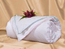 Шелковые одеяла и подушки - роскошно и красиво