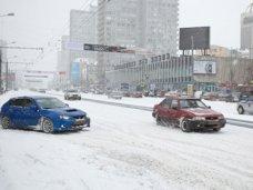 Безопасность вождения автомобиля в зимний период
