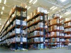 Особенности паллетных стеллажей для склада