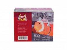Фотобумага LuckyPrint - качество по доступной цене
