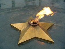 В Республике Крым запылали отреставрированные мемориалы «Вечный огонь»