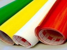 Особенности широкоформатной печати на пленке