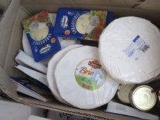 Из Украины в Крым пытались провезти около полтонны реэкспортных деликатесов