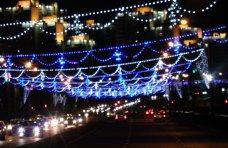Праздник мрякой не испортишь. Прогулка по новогоднему Минску