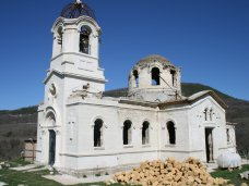 «Крымская Хатынь» возрождается из пепла