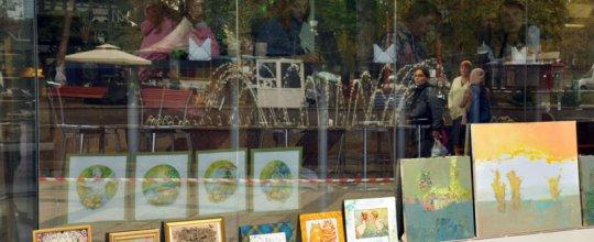 арт-центр Карман, В Симферополе проходят мероприятия, посвященные Дню рождения арт-центра «Карман»