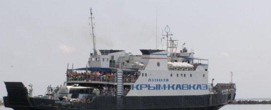 """, С декабря на Керченской переправе прекратят продажу """"единых билетов"""""""